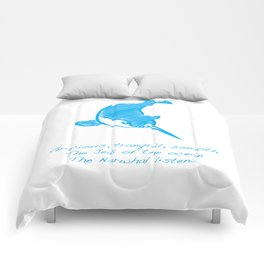 Narwhal Comforters