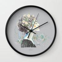 vienna Wall Clocks featuring Vienna (1) by Carlos Quiterio