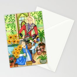 The Mandrake Root Stationery Cards