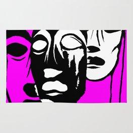 Love the Masks Rug