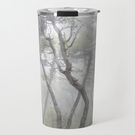 """""""Forest dance"""". Into the foggy woods... Travel Mug"""