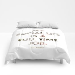Social Life Comforters