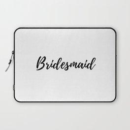 Bridesmaid Laptop Sleeve