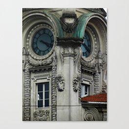 Bolsa do Café Canvas Print