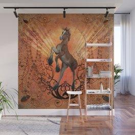 The foal Wall Mural