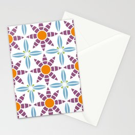 ceramic tiles Stationery Cards