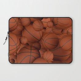 Basketball Balls Laptop Sleeve