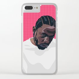 Kenny '17 Clear iPhone Case