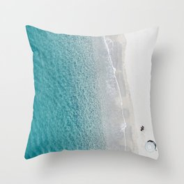 Coast 7 Throw Pillow