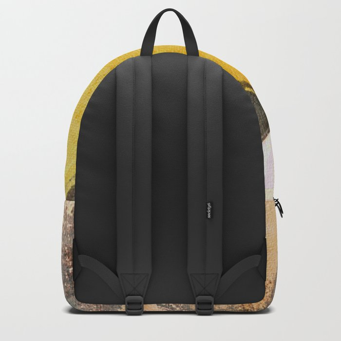 Kuaray and Jacy (Sun and Moon) Backpack