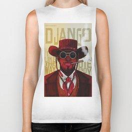 Django Unchained Biker Tank