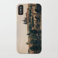 prague iPhone & iPod Cases featuring Prague by maisie ong