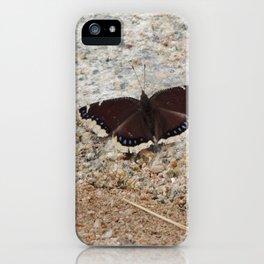 Morning Cloak iPhone Case