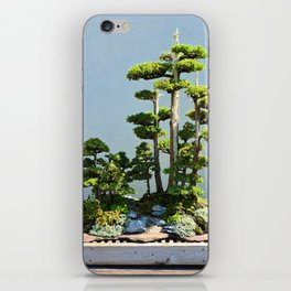 Forest Island iPhone Skin