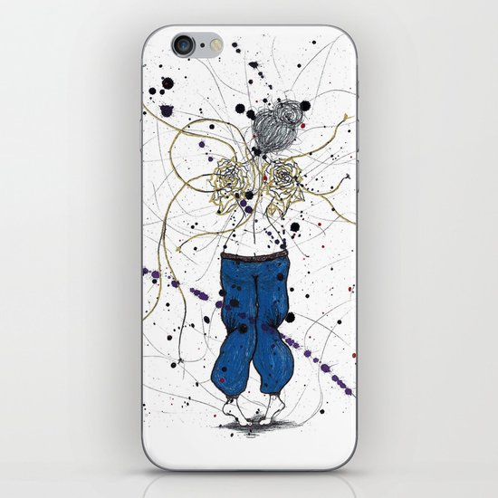 Just Chill iPhone & iPod Skin