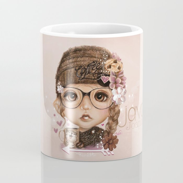 JAVA JOANNA  Coffee Mug