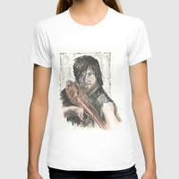 daryl T-shirts featuring Daryl Dixon by Eric Dockery