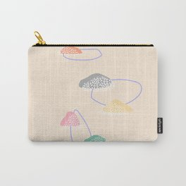 Rock Pool pastels Carry-All Pouch