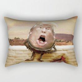 Trumpty Dumbty Rectangular Pillow