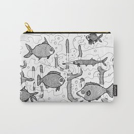 Diversity (underwater) Carry-All Pouch