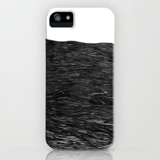 water at night iPhone SE Slim Case