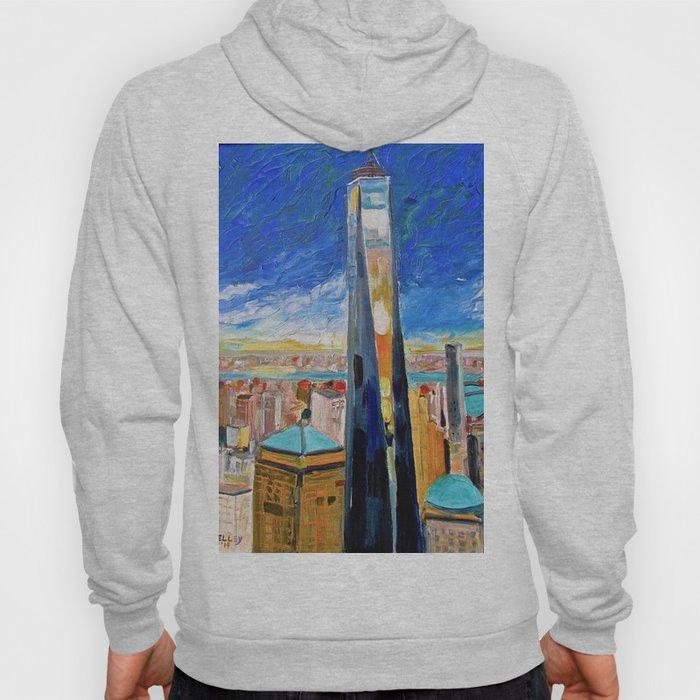 Freedom Tower Hoody