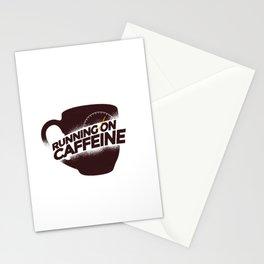 Cunning On Caffeine Stationery Cards