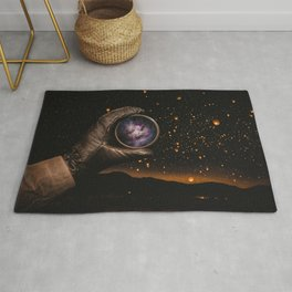 A piece of The Milky Way by GEN Z Rug