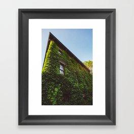 West Village Charm III Framed Art Print