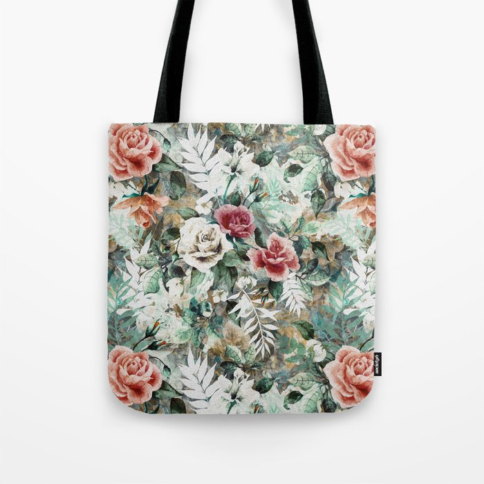 Rose Garden Tote Bag