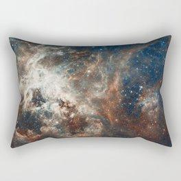 Space Art - Hubble Telescope - Nebula Rectangular Pillow