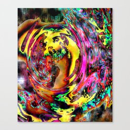 Wind 21 Canvas Print