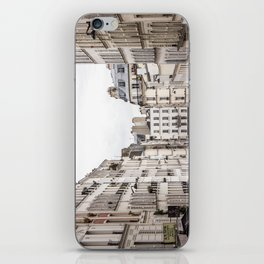 Montmartre View of Paris  iPhone Skin