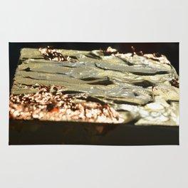 Copper Tilt Rug