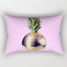 Ananas party (pineapple) Pink version Rectangular Pillow
