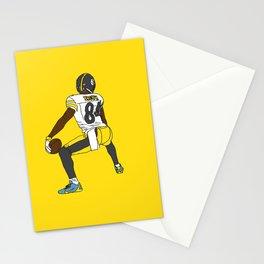 Antonio Brown Twerk Stationery Cards