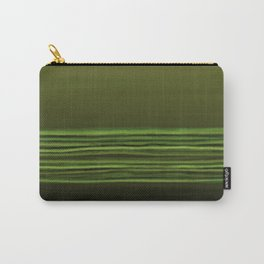 Horizon (olive green) Carry-All Pouch