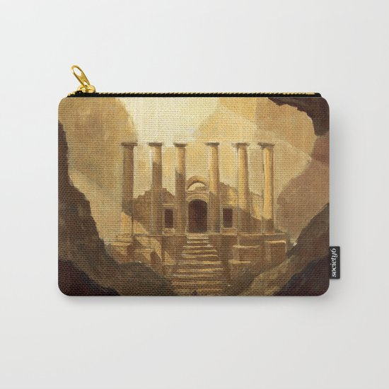 Ancient Ruins Carry-All Pouch