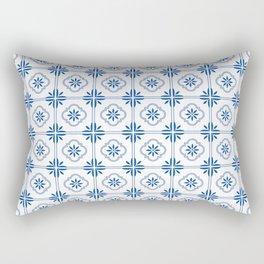 Portuguese tiles Rectangular Pillow