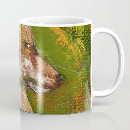 Heart of the Fox Coffee Mug