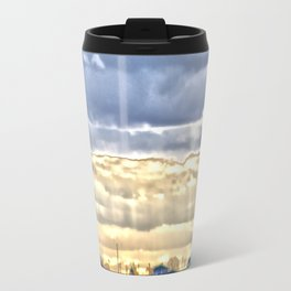 Countryside Rays of Light Travel Mug