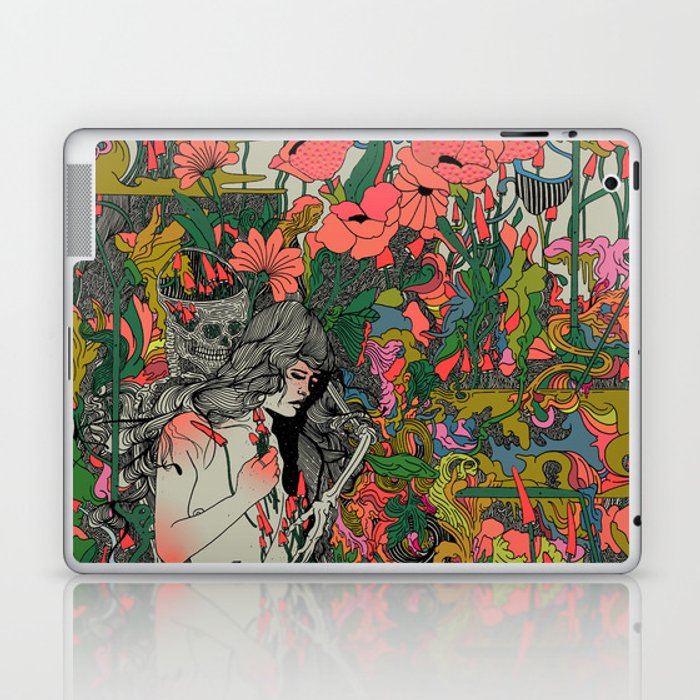 I Love You to Death Laptop & iPad Skin