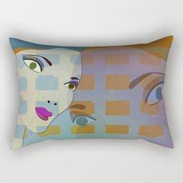 JEZEBEL-15b Rectangular Pillow