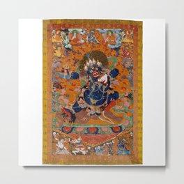Hindu - Kali 2 Metal Print