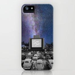 Drive-In iPhone Case