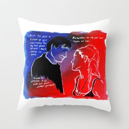 May be we can Throw Pillow