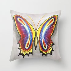Colorfly  Throw Pillow