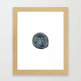 Quarter Framed Art Print