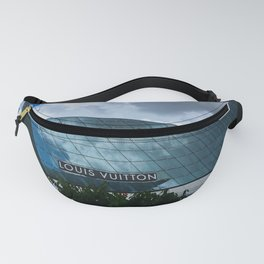 Modern Architecture Fanny Pack