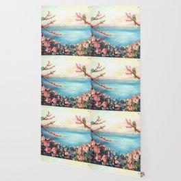 Magnolias - Geneva-Leman lake swiss Wallpaper